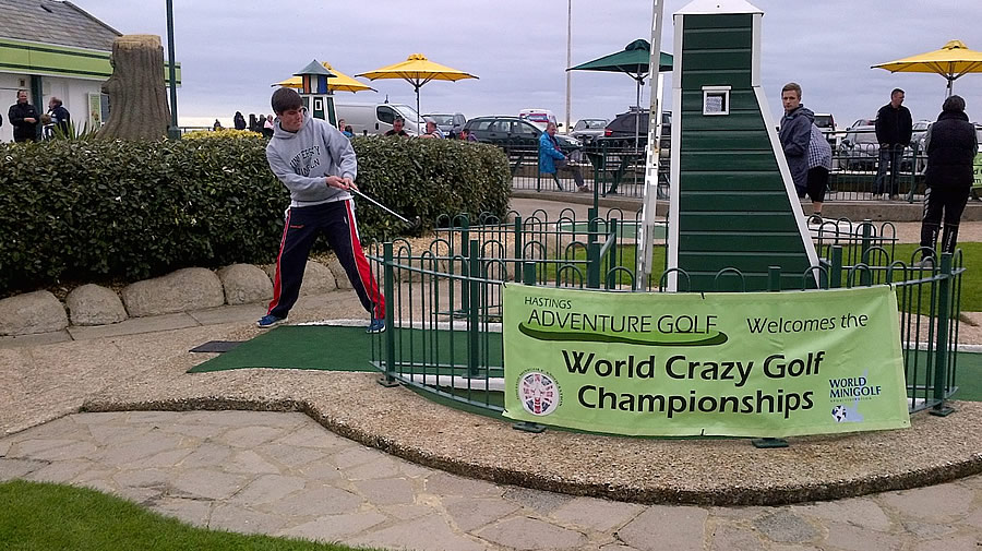 mini golf world championships